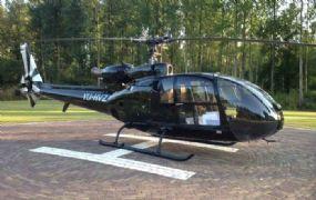 Van zutphen helicopter